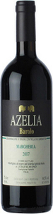 Azelia Margheria Barolo 2007 Bottle