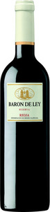 Baron De Ley Reserva 2008 Bottle