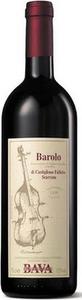 Bava Contrabbasso 2004, Barolo Bottle