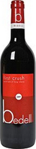 Bedell Cellars First Crush 2010 Bottle