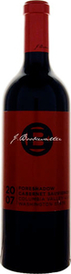 Bookwalter Foreshadow Cabernet Sauvignon 2007 Bottle