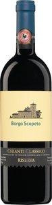 Borgo Scopeto Chianti Classico Riserva 2008 Bottle
