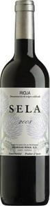 Bodegas Roda Sela 2009, Rioja Bottle