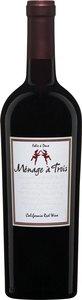 Folie À Deux Ménage À Trois Red 2011, Napa Valley Bottle