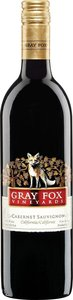 Gray Fox Cabernet Sauvignon 2010 Bottle