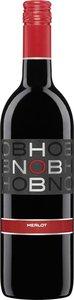 Hob Nob Merlot 2010, Vin De Pays D'oc Bottle