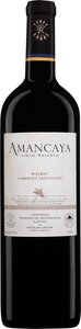 Amancaya Gran Reserva Malbec/Cabernet Sauvignon 2011, Mendoza, Domaines Barons De Rothschild (Lafite) And Nicolas Catena Bottle