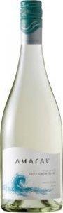 Montgras Amaral Cool Climate Sauvignon Blanc 2012, Leyda Valley Bottle