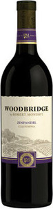 Woodbridge By Robert Mondavi Zinfandel 2011 Bottle