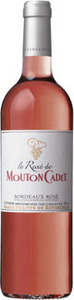 Le Rosé De Mouton Cadet 2012 Bottle