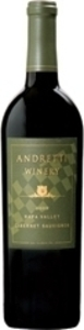 Andretti Cabernet Sauvignon 2009, Napa Valley Bottle