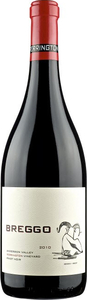 Breggo Ferrington Pinot Noir 2009 Bottle