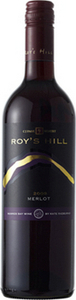 C.J.Pask. Roy's Hill Merlot 2011 Bottle