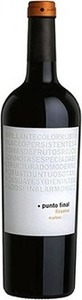 Bodega Y Vinedos Punto Final Reserva Malbec 2010 Bottle