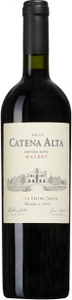 Catena Alta Malbec Historic Rows 2007, Mendoza Bottle