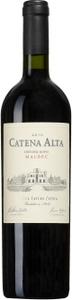 """Catena Alta Malbec """"Historic Rows"""" 2010 Bottle"""