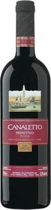 Canaletto Primitivo 2007, Puglia Bottle