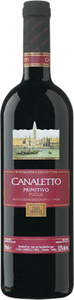 Casa Girelli Canaletto Primitivo Puglia 2008, South Bottle
