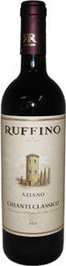 Ruffino Aziano Chianti Classico 2011, Tuscany Bottle