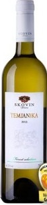 Skovin Temjanika 2012 Bottle