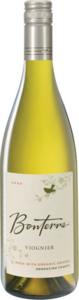 Bonterra Viognier 2012, Mendocino & Lake Counties Bottle