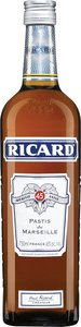 Ricard Pastis De Marseille Bottle