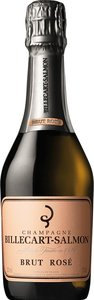 Billecart Salmon Brut Rosé Champagne, Ac (375ml) Bottle