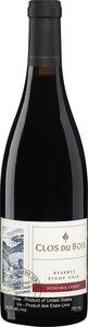 Clos Du Bois Pinot Noir 2011, California Bottle
