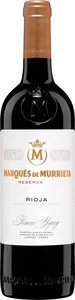 Marqués De Murrieta Finca Ygay Reserva 2007 Bottle