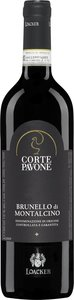 Corte Pavone Brunello Di Montalcino 2007 Bottle