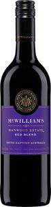 Mcwilliam's Red Blend Hanwood Estate, South Eastern Australia Bottle