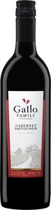 Gallo Family Vineyards Cabernet Sauvignon Bottle