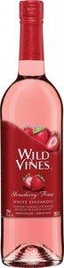 Wild Vines Strawberry White Zinfandel Bottle