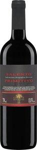 Cantine Due Palme Primitivo 2011, Igt Salento Bottle