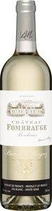 Château Fombrauge Blanc 2009, Ac Bordeaux Bottle