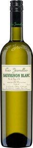 Les Jamelles Sauvignon Blanc 2012, Vin De Pays D'oc Bottle