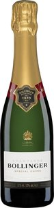 Bollinger Special Cuvée Brut Champagne, Ac (375ml) Bottle
