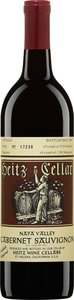 Heitz Trailside Vineyard Cabernet Sauvignon 2004, Napa Valley Bottle