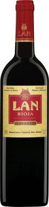 Lan Crianza 2009 Bottle