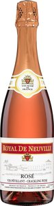 Remy Pannier Royal De Neuville Petillant Rose, Loire Bottle