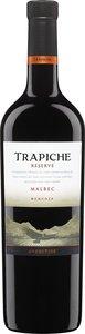 Trapiche Malbec Reserve 2012 Bottle