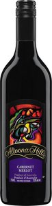 Altoona Hills Cabernet / Merlot 2012 Bottle
