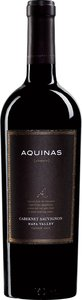 Aquinas Cabernet Sauvignon 2010, Napa Valley Bottle