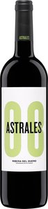 Los Astrales 2009, Do Ribera Del Duero Bottle