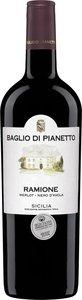 Baglio Di Pianetto Ramione Nero D'avola / Merlot 2009 Bottle