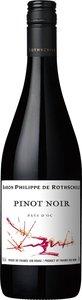 Philippe De Rothschild Pinot Noir 2012, Pays D'oc Bottle