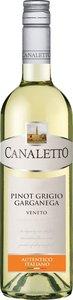Canaletto Pinot Gris / Garganega 2012 Bottle