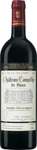 Château Lamothe De Haux 2011 Bottle