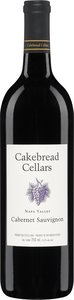 Cakebread Cellars Cabernet Sauvignon 2010, Napa Valley Bottle