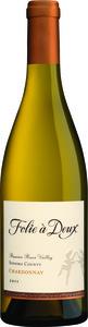 Folie À Deux Chardonnay 2011, Russian River Valley, Sonoma County Bottle